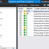 NDepend Queries Rules Edit Explorer